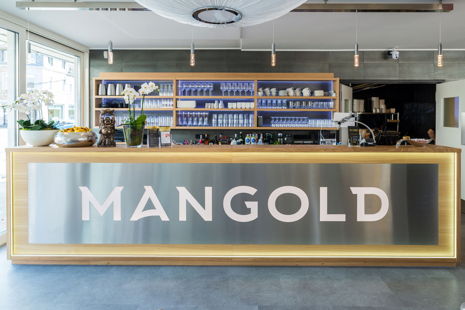 Mangold Asian Pacific Cuisine
